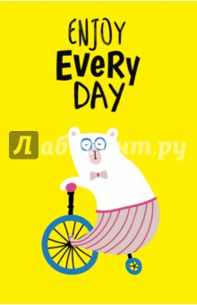 "Блокнот ""Enjoy every day"", А5"