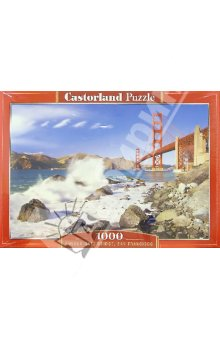 Puzzle-1000.С-101351.Golden Gate Bridge