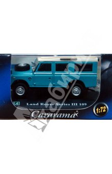 Land Rover Series III 109 1:72 (711XND)